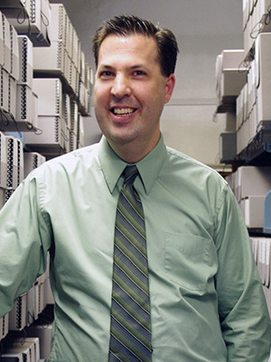 Paul Huffman